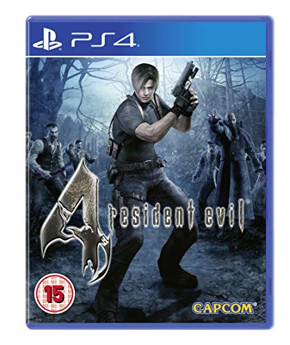 Resident Evil 4 (PS4) from Capcom