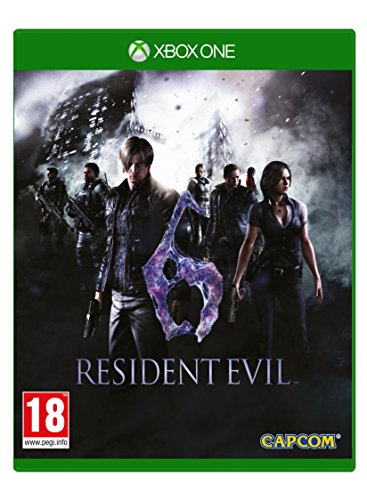 Resident Evil 6 (Xbox One) from Capcom