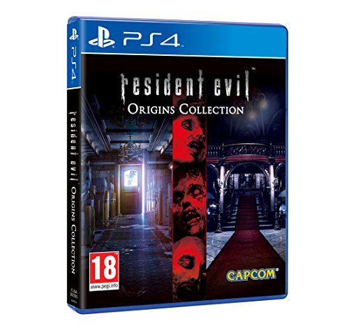 Resident Evil Origins Collection (PS4) from Capcom