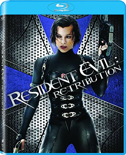 Resident Evil: Retribution [Blu-ray] [Import italien] from Sony Pictures Home Entertainment