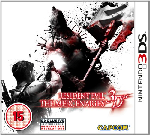 Resident Evil: The Mercenaries 3D (Nintendo 3DS) from Nintendo