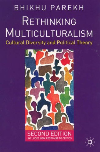Rethinking Multiculturalism: Cultural Diversity and Political Theory from Palgrave