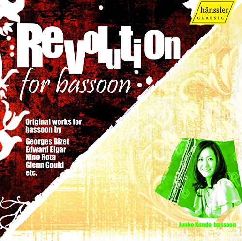 Revolution For Bassoon from HANSSLER CLASSIC