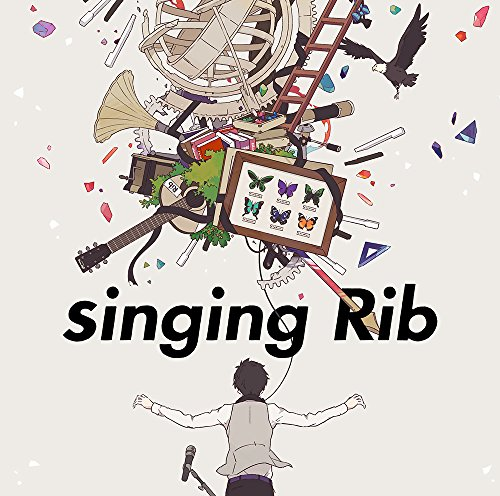 Rib - Singing Rib [Japan CD] VICL-64284 from VICTOR JAPAN