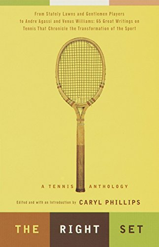 Right Set: A Tennis Anthology from Vintage Books