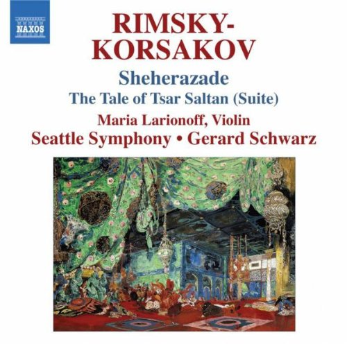 Rimsky-Korsakov: Sheherazade / Tsar Saltan/ Suite and Flight of the Bumblebee