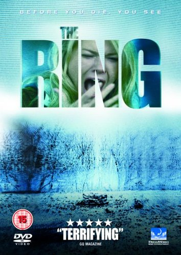 """Ring, The (Chart Driver) (DVD)  "" from SH123"