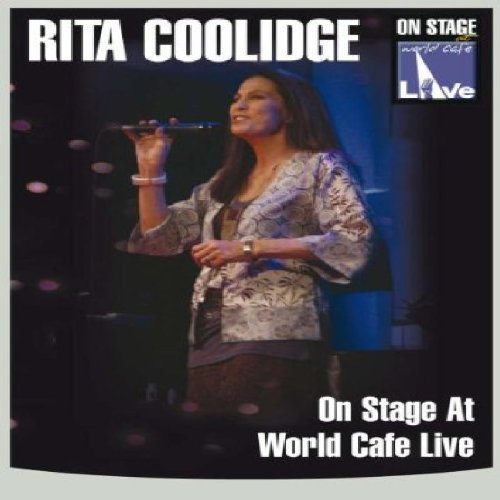 Rita Coolidge - At World Cafe Live [DVD] from Inakustik