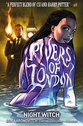 Rivers of London: Volume 2 - Night Witch from Titan Comics