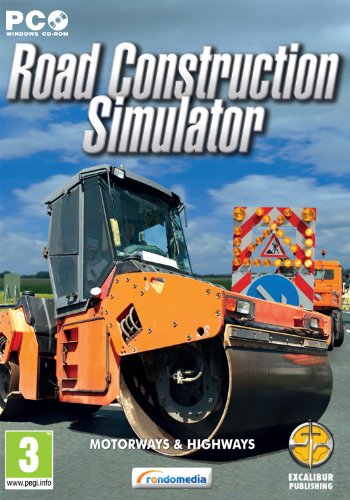 Road Construction Simulator (PC CD) from Excalibur Games