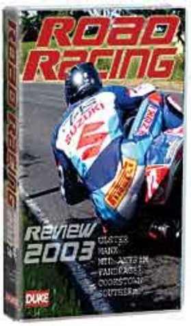 Road Racing Review: 2003 [VHS] from Duke Video