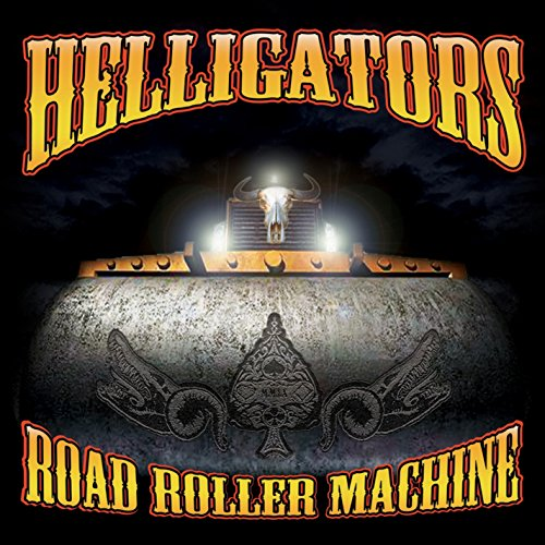 Road Roller Machine from SLIPTRICK RECORDS