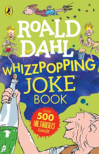 Roald Dahl: Whizzpopping Joke Book (Dahl Fiction) from Puffin