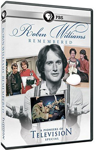 Robin Williams Remembered - Pioneers of Television [DVD] [2014] [Region 1] [US Import] [NTSC] from PBS