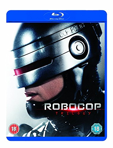 Robocop Trilogy [Remastered] [Blu-ray] [Region Free] from 20th Century Fox Home Entertainment
