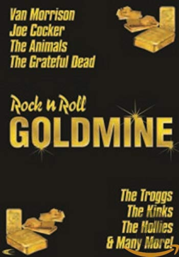 Rock n Roll Goldmine [DVD] from Wienerworld
