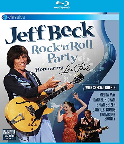 Rock 'N' Roll Party Honouring Les Paul [Blu-ray] from Eagle Rock