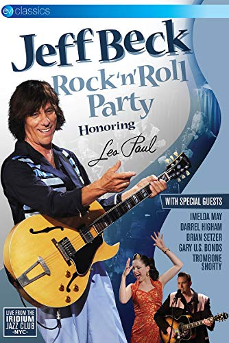 Rock 'n' Roll Party Honouring Les Paul (DVD) from Eagle Rock