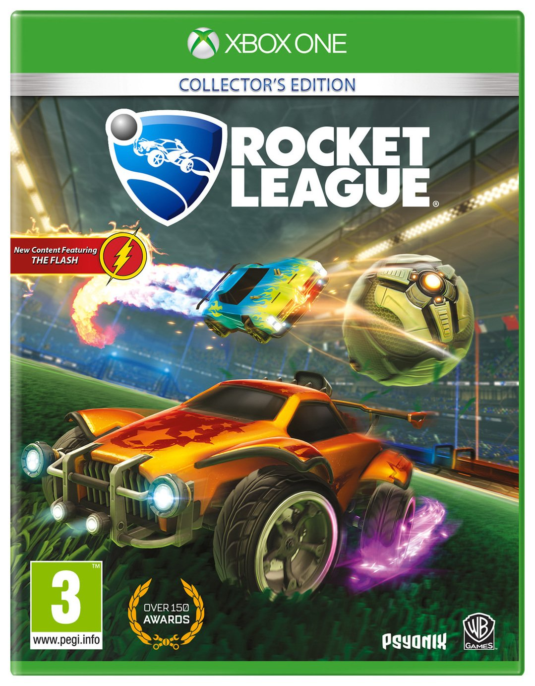 Rocket League Collectors Edition Xbox One Game from Xbox One X Enhanced