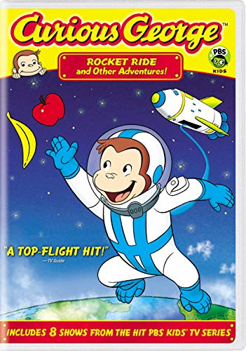 Rocket Ride & Other Adventures [DVD] [Region 1] [US Import] [NTSC] from Universal Home Video