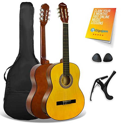 Rocket Full Size Classical Guitar Starter Pack from Rocket
