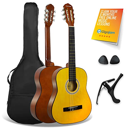 Rocket 3/4 Size Classical Guitar Starter Pack from Rocket