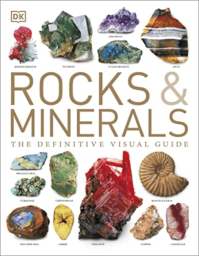 Rocks & Minerals: The Definitive Visual Guide (Dk) from DK