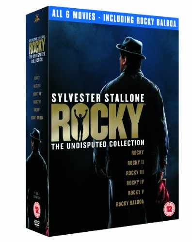 Rocky: The Undisputed Collection [DVD] from 20th Century Fox