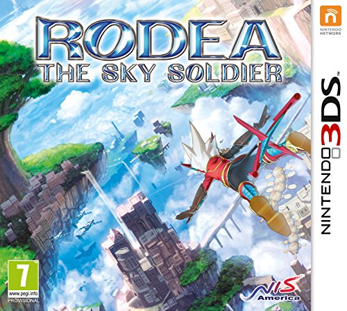 Rodea: The Sky Soldier (Nintendo 3DS) from NIS America