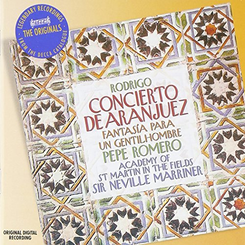Rodrigo: Concierto de Aranjuez; Fantasia  (DECCA The Originals)