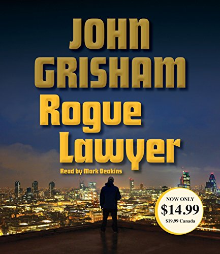 Rogue Lawyer from Random House