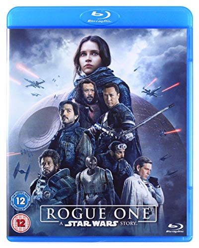 Rogue One: A Star Wars Story [Blu-ray] [Limited Edition Artwork Sleeve] [2017] from Walt Disney Studios Home Entertainment