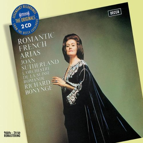 Romantic French Arias (DECCA The Originals)