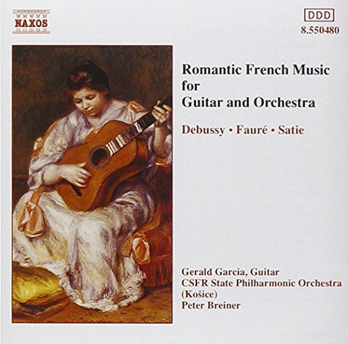 Romantic French Music for Guitar