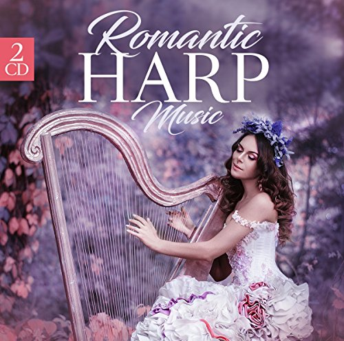 Romantic Harp Music from Zyx Music (ZYX)