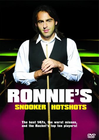 Ronnie O'Sullivan: Ronnie's Snooker Hotshots [DVD] from 2 Entertain Video