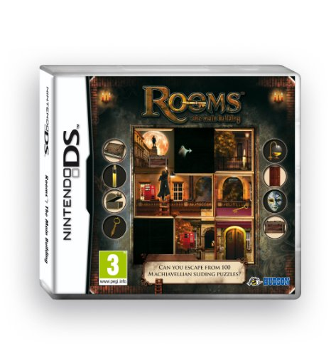 Rooms: The Main Building (Nintendo DS) from Nintendo