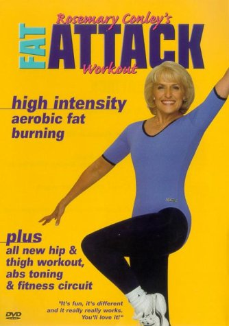 Rosemary Conley - Fat Attack [DVD] from 2entertain