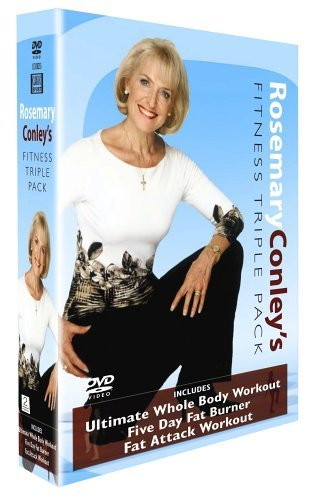Rosemary Conley - Fitness Triple Pack [DVD] from 2 Entertain Video