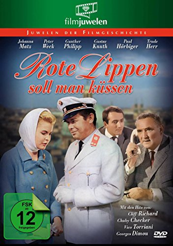 Rote Lippen soll man küssen (FSK 12 Jahre) DVD from ALIVE AG