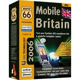 Route 66 Mobile Britain GPS Symbian UIQ Smartphone from Route 66