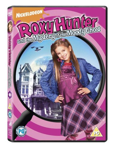 Roxy Hunter And The Mystery Of The Moody Ghost [DVD] [2008] from Sony Pictures Home Entertainment