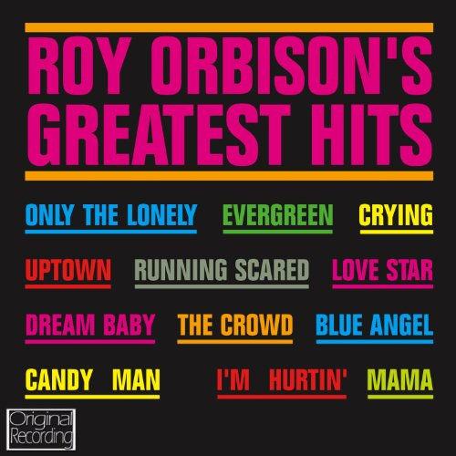 Roy Orbisons Greatest Hits from Hallmark