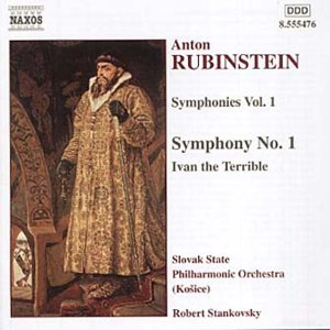 Rubinstein: Symphonies Vol. 1