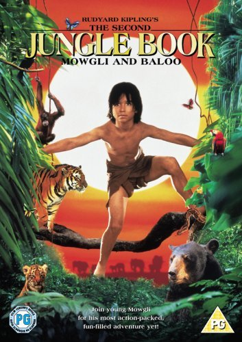 Rudyard Kipling's The Second Jungle Book: Mowgli and Baloo [DVD] [1997] from UCA