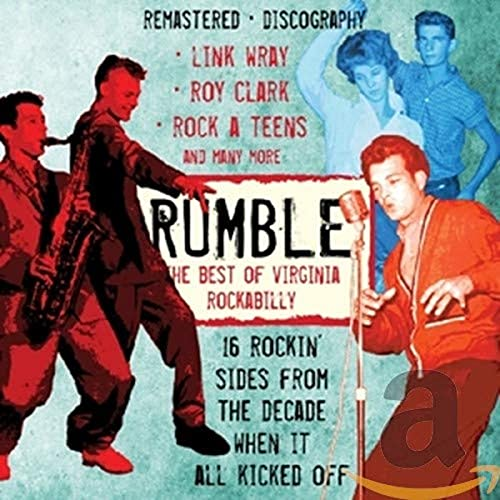 Rumble The Best Of Virginia Rockabilly from JSP