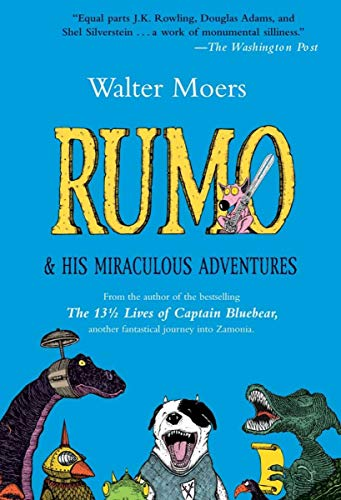 Rumo & His Miraculous Adventures from Harry N. Abrams