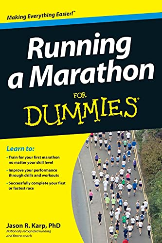Running a Marathon For Dummies from For Dummies