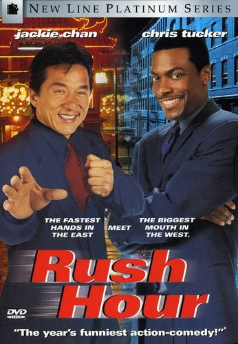 Rush Hour [DVD] [1998] [Region 1] [US Import] [NTSC] from MOVIE