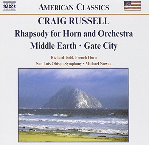 Russel - Rhapsody for Horn and Orchestra